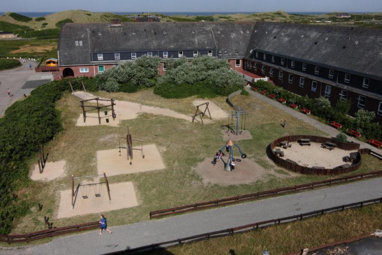 Spielplatz Ansicht 2